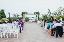Wedding Ceremony (Image by Avaloni Weddings)