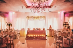 Wedding Reception (Image by Avaloni Weddings)